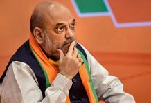 File image of Union Home Minister Amit Shah   PTI
