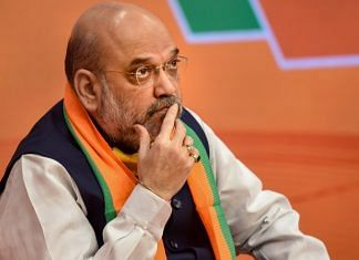 File image of Union Home Minister Amit Shah | PTI