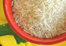 Basmati rice   Photo: Flickr
