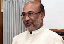 File image of Manipur Chief Minister N. Biren Singh | Photo: ANI