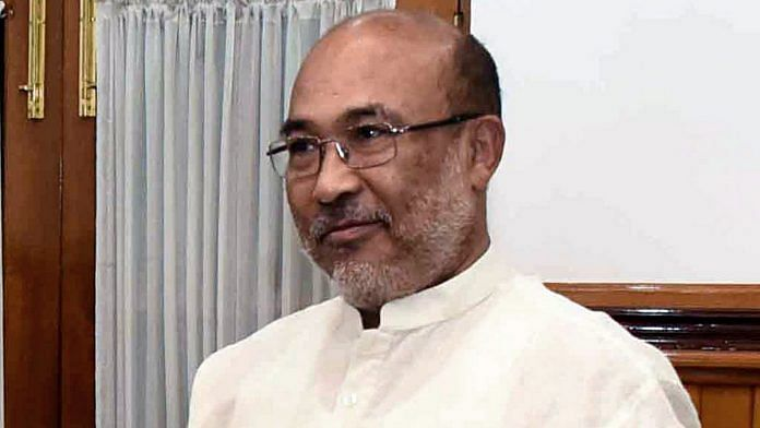 Modi govt to hold talks with Manipur CM Biren Singh as it works on  finalising Naga peace deal