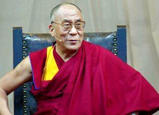 The Dalai Lama, the Tibetan Buddhist spiritual leader   Peter Foley   Bloomberg