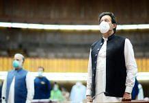 File photo of Pakistan PM Imran Khan | Photo: Facebook | ImranKhanOfficial