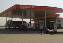 Representional Image. A Indian Oil Corporation outlet | Commons