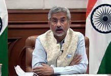 File image of External Affairs Minister S. Jaishankar | Photo: ANI