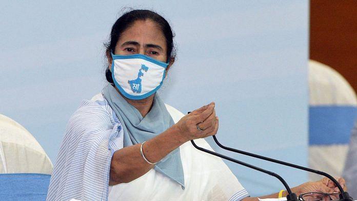 West Bengal Chief Minister Mamata Banerjee of the Trinamool Congress | Photo: ANI