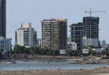Mumbai skyline | Soniya Agarrwal | ThePrint File Photo