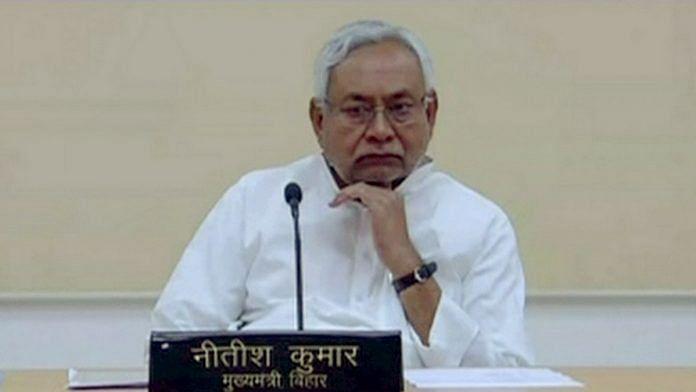 Bihar Chief Minister Nitish Kumar   Photo: ANI
