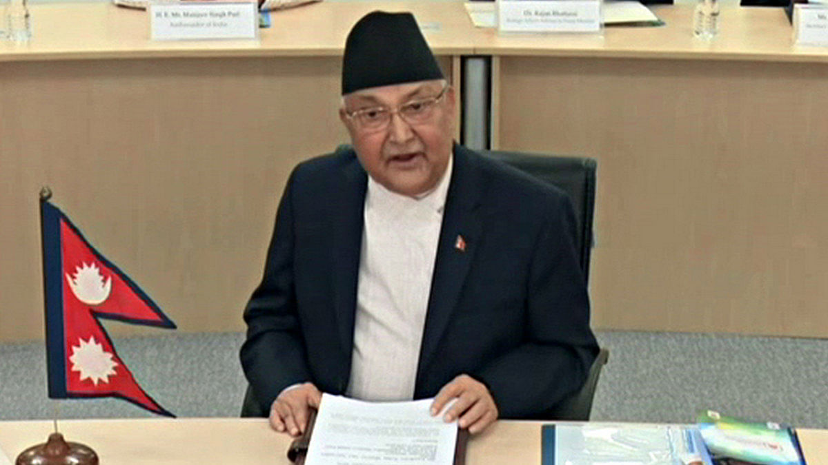 R&AW chief meets Nepal PM Oli, says India won't allow interruption in bilateral relations