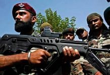 (Representational image) Para Special Forces   Indian Army Parachute Regiment SF   Facebook