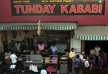 Tunday Kababi has five branches in Lucknow and the oldest one is located in Chowk area | File pic | By special arrangement