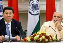 File photo of PM Narendra Modi and Chinese President Xi Jinping | Graham Crouch/Bloomberg