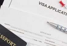 Representational image of visa application form | Pride Immigration Law Firm PLLC