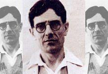 British Communist and writer Philip Spratt died in 1971 in what was then Madras | Image: Wikipedia | ThePrint Team