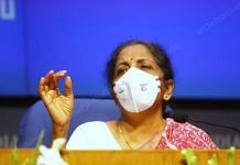 File photo of Finance Minister Nirmla Sitharaman | Praveen Jain | ThePrint