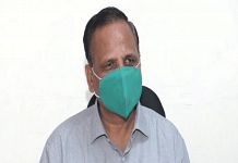 File photo Delhi Health Minister Satyendar Jain | PTI