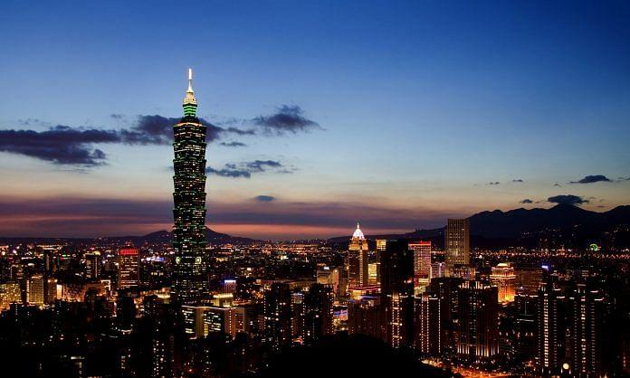 Representational image of Taipei, Taiwan. | Pixabay