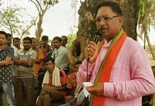 A file photo of former Union minister and new Chhattisgarh BJP chief Vishnu Deo Sai. | Photo: Facebook/Vishnu Deo Sai