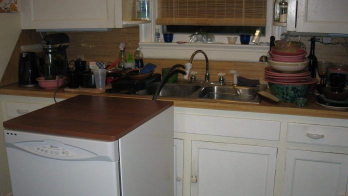 Avoid That Sink Ing Feeling Before You Do The Dishes Dishwasher Is The New Washing Machine