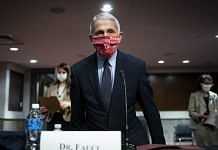 Anthony Fauci arrives to a Senate HELP Committee hearing on June 30. | Bloomberg