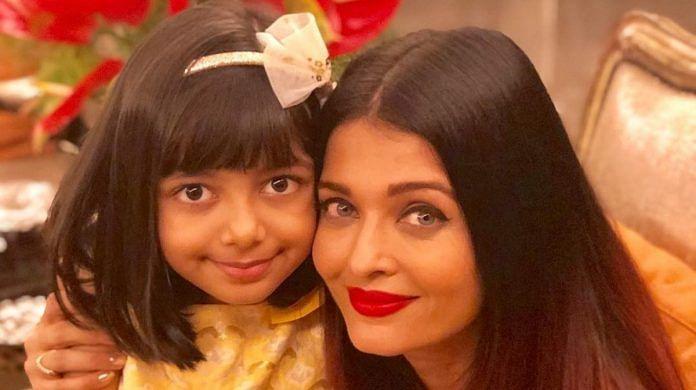 Aishwarya Rai Bachchan with daughter Aaradhya | Instagram | aishwaryaraibachchan_arb