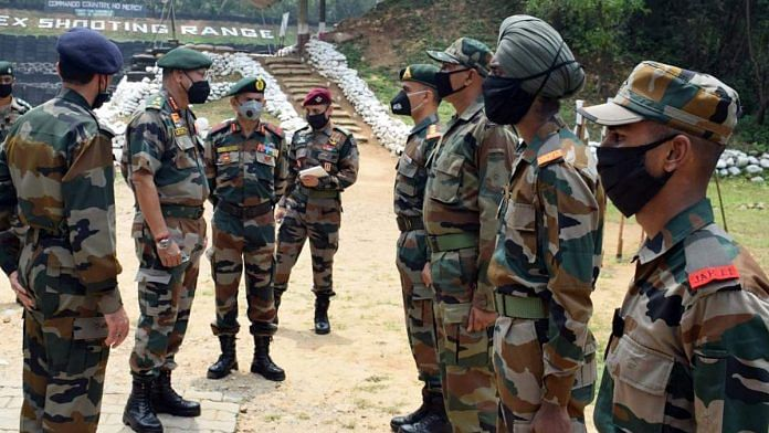 Representational image for the Indian Army | Photo: ANI