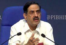Dr Balram Bhargava, director general of the ICMR | Photo: ANI