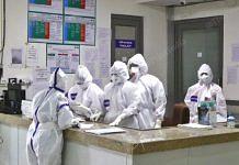 Doctors in PPE at a Gujarat hospital | Representational image | Praveen Jain | ThePrint