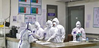 Doctors in PPE at a Gujarat hospital   Representational image   Praveen Jain   ThePrint