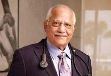 Dr Prathap Reddy, chairman Apollo Hospitals Group | Source: apollocbcc.com