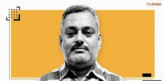 Kanpur's wanted criminal Vikas Dubey   ThePrint