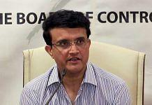 File image of BCCI president Sourav Ganguly | Photo: ANI