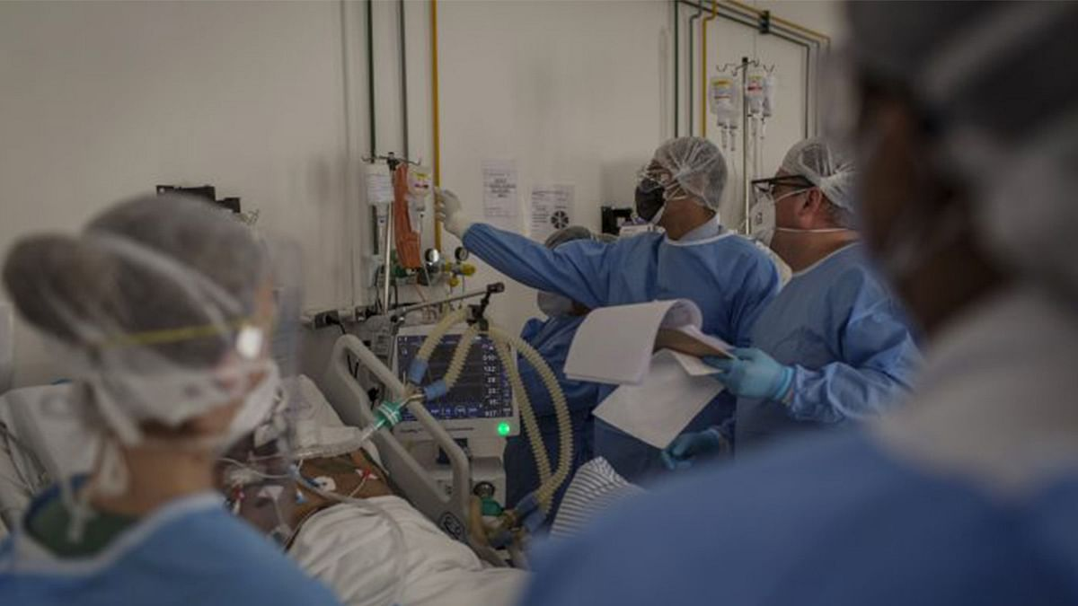 How Overburdened Anaesthesiologists Are Silently Leading India S Covid Battle