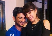 Actors Sushant Singh Rajput and Rhea Chakraborty | Instagram