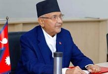 File photo | Nepal PM KP Sharma Oli | Twitter/@kpsharmaoli
