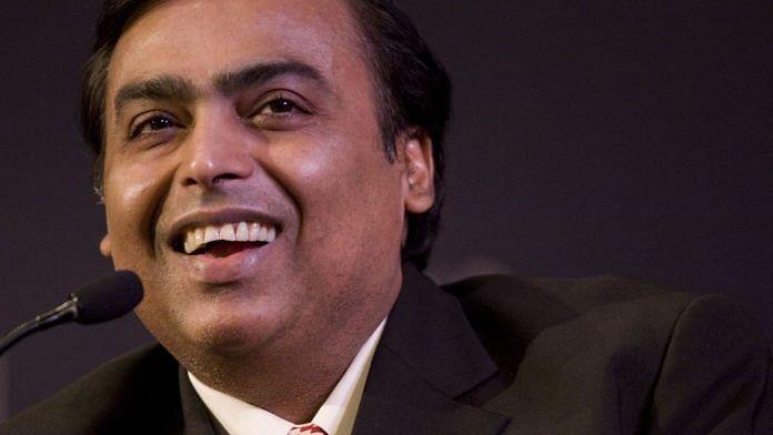 File photo | RIL chairman Mukesh Ambani | Sanjit Das/Bloomberg