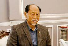 Nagaland CM Neiphiu Rio | Photo: ANI