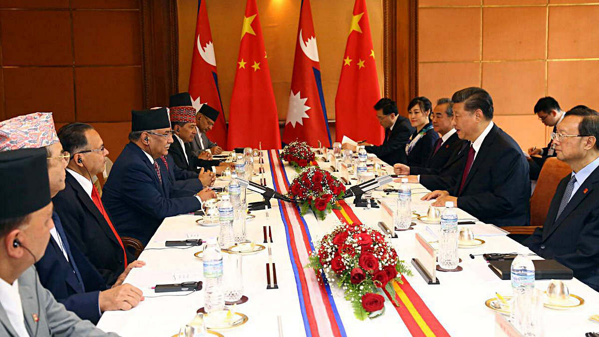 New Delhi must warn Oli govt. Allowing China to use Nepal for anti-India activities has costs