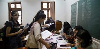 Delhi University   Photo by Suraj Singh Bisht   ThePrint