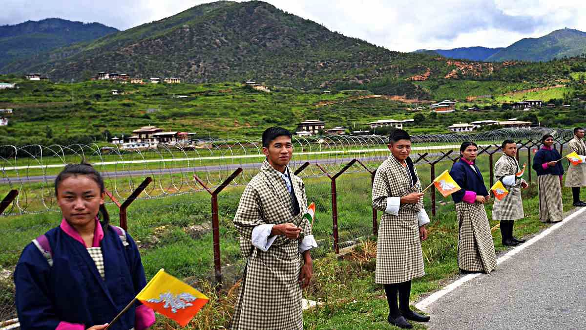India wants Bhutan to settle China border issue so it can define trijunction area near Doklam