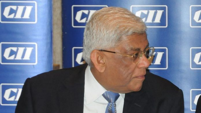 HDFC chairman Deepak Parekh | Photo: Flickr