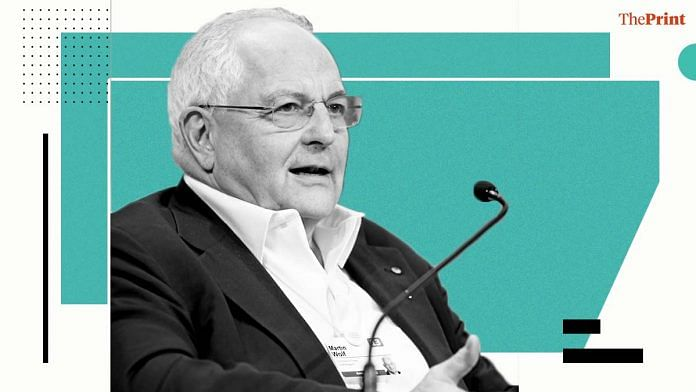 Martin Wolf, chief economics commentator, Financial Times