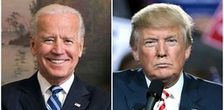 oe Biden (Left) and US President Donald Trump( Right). | Commons