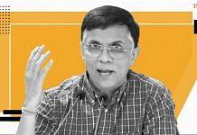 Congress spokesperson Pawan Khera. | Photo: Ramandeep Kaur/ThePrint