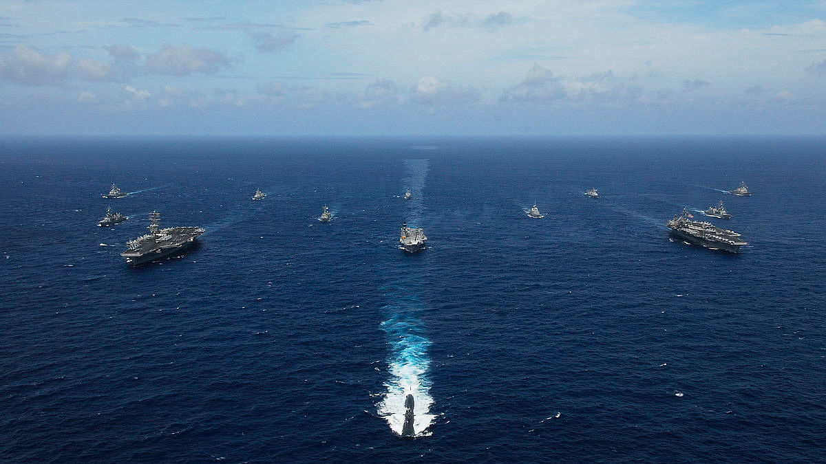 theprint.in: India to ignore Chinese objections, invite Australia for Malabar naval exercise