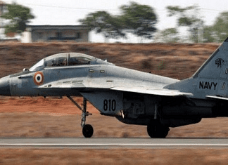 A MiG-29K fighter aircraft (representational image) | ANI