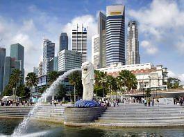File photo of Merlion Park, a popular tourist destination in Singapore. | Pixabay