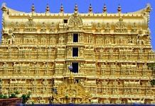 Sree Padmanabhaswamy Temple in Thiruvananthapuram. | Photo: Commons