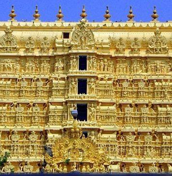 Sree Padmanabhaswamy Temple in Thiruvananthapuram. | Photo: Commons