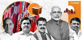 BJP MPs who are implementing PM Modi's call to be 'vocal for local' | Image: Ramandeep Kaur | ThePrint
